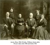 William Budge Family Photo