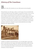 National Road 1824 MD Casselman Inn history
